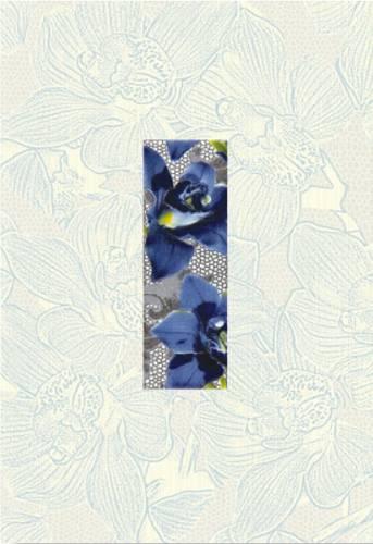 Керамин keramin декор орхидея 2 275х400